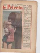 LE PELERIN 18 Septembre 1949 Pat'Apouf, Le BCG, Du Pétrole En France, Mode: Culotte Au Tricot!!! - 1900 - 1949
