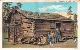 USA - Seven Up In Dixie Land - Ed. Asheville - Asheville