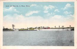 USA - Waco - Lock And Dam № 8 - Waco