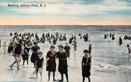 USA - Asbury Park - Bathing - Etats-Unis