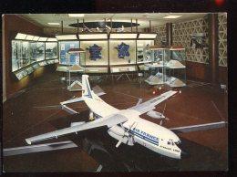 CPM Neuve 75 PARIS Musée Postal Le Transall Mis En Service Par Les PTT  En  Juillet 1973 - Museos