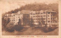 USA - Asheville - Saint Joseph's Sanitarium - Asheville