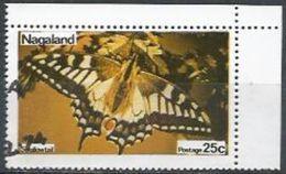 Nagaland (Inde). #A (U) Swallowtail, Butterfly, Papillon - Inde