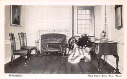 USA - Philadelphia - Flag Room Betsy Ross House - Philadelphia