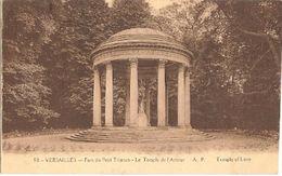 France & Circulated, Versaille,s Parc Du Petit Trianon, Lisboa Portugal (80) - Monuments