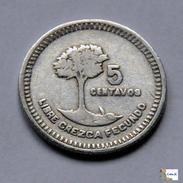 Guatemala - 5 Centavos - 1949 - Guatemala