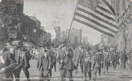 USA - Washington DC - Old Soldiers In G.A.R. Parade September 29-15 - Washington DC