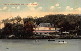 USA - Long Island Centerport - Hall's Famous Hotel And Lake - Long Island