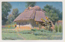 E.Wrzeszcz.Lenz & Rudolff, Riga Edition.Nr.509 - Russia
