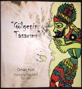 KARAGOZ KARAGHIOZIS SHADOW THEATER TURKISH COLORED ILLUSTRATED CATALOG - Books, Magazines, Comics