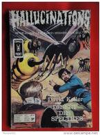 Hallucinations N° 29   1ere Série Petit Format Aredit Artima Bon Etat+ - Hallucination