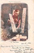 USA - Totem Maker - Indian 1903 - Etats-Unis