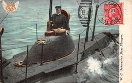 USA - US Submarine Boat Plunger - Etats-Unis
