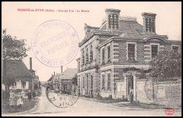 6383/ Carte Postale Maraye En Othe France Guerre 1914/1918 Troupes Polonaises Regiment De Spécialités - Storia Postale