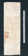 778/25 - Lettre Précurseur De DINANT(manuscrit Dinat) 1716 Vers Anvers - Port à La Craie IIII - Signée Debehaud - 1714-1794 (Austrian Netherlands)