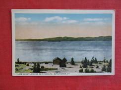 Vermont > Burlington       Lake Champlain & Adirondacks  --ref 2758 - Burlington