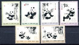 Stamps CHINA PRC 1973  Giant Pandas MNH - 1949 - ... République Populaire