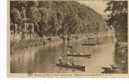 Anseremme - Barques Au Pont St-Jean - Belgium