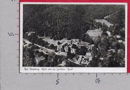 CARTOLINA NV GERMANIA - BAD HARZBURG - Blick Von Der Gretchen -  Bank - 9 X 14 - Bad Harzburg