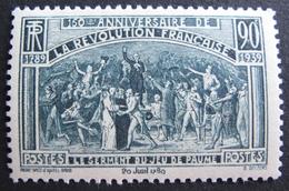 LOT R1624/252 - 1939 - N°444 NEUF** - Unused Stamps