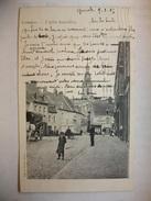 Carte Postale Cambrai (59) L'Eglise Saint Géry ( CPA Dos Non Divisé Oblitérée 1905 Timbre 10 Centimes ) - Cambrai