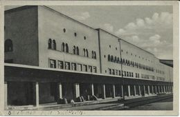 Macedonia.Skopje.1942.Old Railway Station - Macédoine