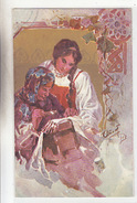 Early Russian Artist - Signed        (A-63-160913) - Russia