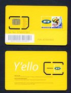 RWANDA  -  Mint/Unused SIM Chip Phonecard As Scan (stock Scan) - Rwanda