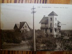 NIEUPORT Cottages Dans Les Dunes (1920) - Nieuwpoort