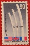 Berliner Luftbrücke Mi 466 YT 434 1974 Neuf Sans Charniere / POSTFRIS / MNH ** Berlin / Berlijn Allemange - [5] Berlin
