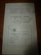 1905  Publicité Pour Abonnement Au GUIGNOL Des ANNALES - Advertising