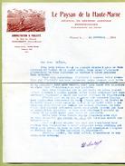 """CHAUMONT  (52) : """" LE PAYSAN DE LA HAUTE-MARNE """"  1932 - France"""