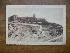 Notre-dame De Rochefort , Vue De La Sainte Montagne - Rochefort-du-Gard