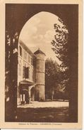 L40B309 -  Grambois  - Château De Pradines -  F.Detaille - France