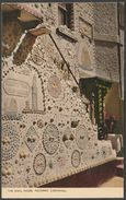 The Shell House, Polperro, Cornwall, C.1960s - Postcard - England