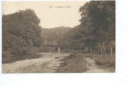 Sy Ferrières  L'Ourthe Et Le Pont - Ferrieres