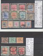 TIMBRES EN LOT SOUDAN  Nr VOIR SUR PAPIER AVEC TIMBRES 1998 - 97 - 1903 COTE 47.80 € - Soudan (1954-...)