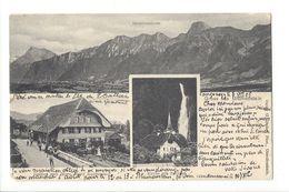 18521 - Gruss Aus Blumenstein Multivues - BE Berne