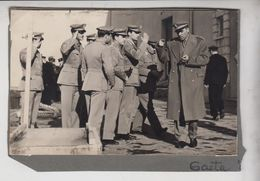GAETA 1962 MILITARI CASERMA FOTOGRAFIA ORIGINALE GUARDIA DI FINANZA - Guerra, Militares