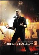Johnny Hallyday Stade De France 2009 - DVD Musicaux