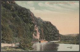 Morwell Rocks, River Tamar, Calstock, Cornwall, C.1905 - Valentine's Postcard - England