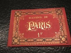 SOUVENIR DE PARIS - Andere Verzamelingen