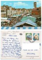 GF (Italie) Veneto 164, Chioggia, Ingross SOT 185/30, Il Mercato Tradizionale, Beau Timbre - Chioggia