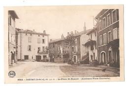 (18146-07) Jaujac - La Place Saint Bonnet - France