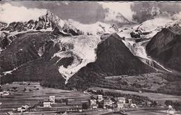 74----massif Du MONT-BLANC---les Glaciers Des Bossons Et De Taconnaz---voir 2 Scans - Chamonix-Mont-Blanc