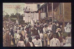 Panamá. Gorgona. *Celebrating An Old Feast At Gorgona* Ed. I.L. Maduro Jr. Nº 161. Nueva. - Panamá