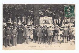 Contrexèville. Vosges. Le Guignol Dans Le Parc. (2203) - Vittel Contrexeville
