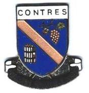 41 - V118 - CONTRES - Verso : SM - Villes