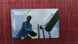 Phonecard New Zealand Sport Used - New Zealand