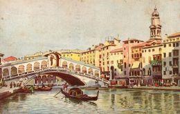 CPA VENEZIA - PONTE DEL RIALTO - Venezia (Venice)